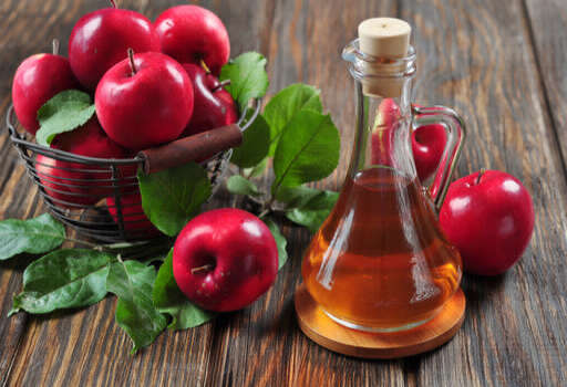 Apple Cider Vinegar and Water