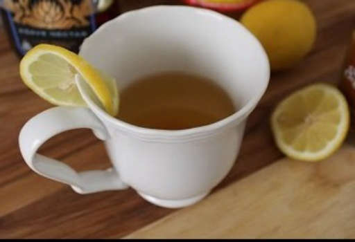 Apple Cider Vinegar, Lemon Juice and Water