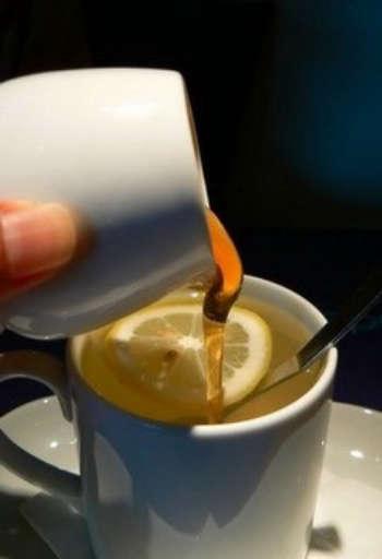 Lemon, Honey and Warm Water