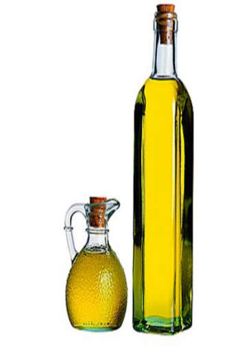 Peppermint Oil and Olive Oil