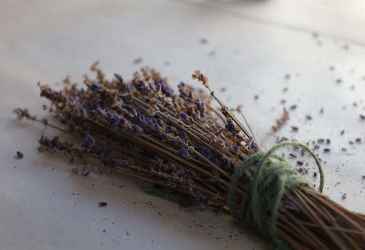 Lavender Dried Leaf